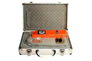 Refrigerant Halogen Leak Detector With Case Enviro safe 5040