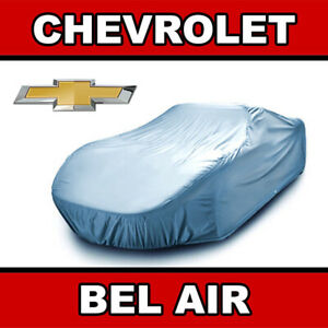 Chevy Bel Air 2 Door 1953 1954 1955 1956 1957 1958 Car Cover Custom Fit