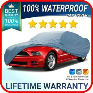 ford Mustang 2010 2011 2012 2013 2014 Car Cover Custom Fit best
