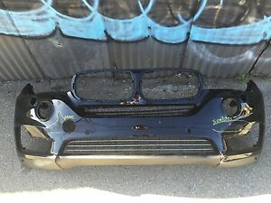 2014 2015 2016 Bmw X5 F15 Front Bumper Cover Oem