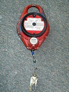 Miller Equipment M55 50 Retractable Lifeline 50 Ft Free Shipping