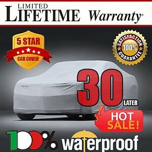 Ford Mustang Convertible 2010 2011 2012 2013 2014 Car Cover 100 All weather
