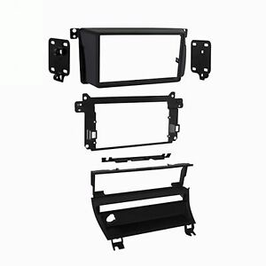 Metra 95 9311b Double Din Dash Kit For Bmw 3 Series M3 Stereo Radio Install