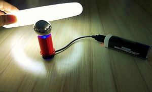 Smallest Tesla Coil Kit Power Bank For Wireless Transmission Experiment