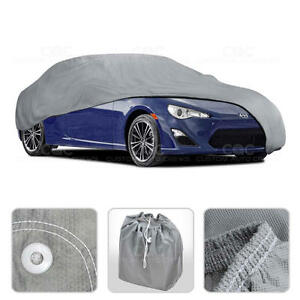 Car Cover For Scion Fr S 13 15 Outdoor Breathable Sun Dust Proof Auto Protection