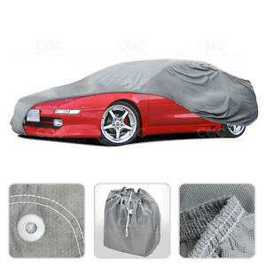 Car Cover For Toyota Mr2 85 95 Outdoor Breathable Sun Dust Proof Protection