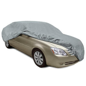 Bdk Shield Car Cover For Toyota Avalon Uv Proof Water Repellent Paint Safe