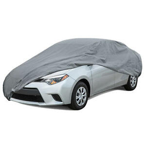 Bdk Shield Car Cover For Toyota Corolla Uv Proof Water Repellent Paint Safe