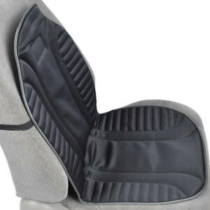 Foam Pad Seat Cushion Massage Car Auto Home Office Black Ergonomic Cover 1pc