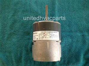 Carrier Bryant G.E ECM Variable Speed Blower Motor HD44AE116  5SME39HL0003