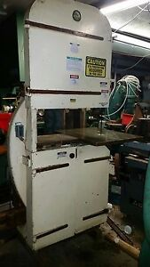 Northfield 32 Bandsaw 3 Phase