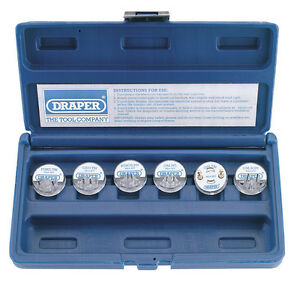 Draper 6 Piece Injector Noid Light Kit 57798 next Working Day To Uk