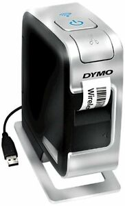 New Dymo 1812570 Labelmanager Wireless Plug N Play Label Maker Free Shipping