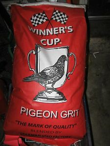 20 Lbs Winner s Cup Racing Red Pigeon Poultry Chicken Fowl Bird Grit Priority