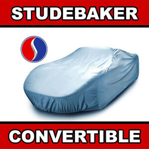 Studebaker Convertible 1950 1951 1952 Car Cover Protects From All weather
