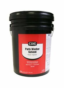New Crc Parts Washer Solvent 5 Gal Free Shipping