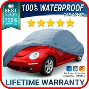 Volkswagen New Beetle Coupe 1998 1999 2000 2001 2002 2003 2004 2005 Car Cover