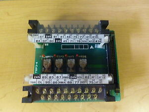 Miyano Cnc Lathe Fuji F930 78 353c F93078353c Machine Interface Board 12716