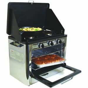 Outdoor Camp Oven with Carry Bag