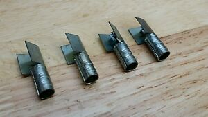 4 Deka Spark Plug Wire Ends Made In Usa High Quality Straight