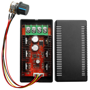 Pwm Dc Motor Speed Controller Adjustable Variable Switch Hho Driver 12v 24v 48v
