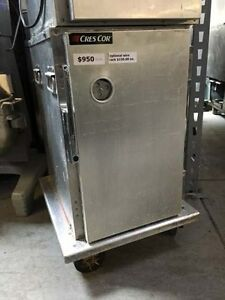 Cres Cor Dry Insulated Half size Transport Cabinet Model 309 128c