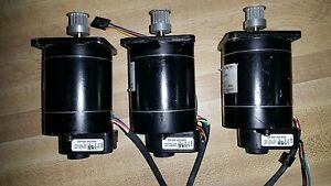 Vexta Stepper Motor 2 phase 0 9 Degree step 1 5a phase With Encoder Us Digital