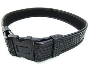 Bianchi Accumold Elite Law Enforcement Duty Belt Basket Black 28 34 Model 7950