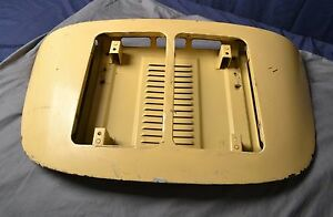 Porsche 356 B 356c Sc 1963 65 Twin Grill Decklid Deck Engine Motor Lid Coupe