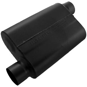 Flowmaster 40 Series Muffler 3 00 Offset In 3 00 Offset Out Aggressive Sou