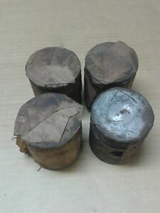 1948 Moskvich 400 401 1 1 Engine Pistons