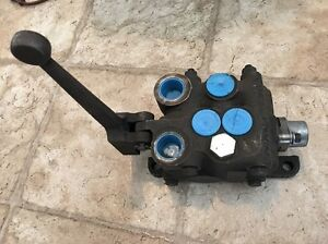 New Mounted Industrial Hydraulic Directional Valve