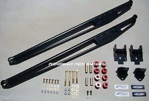 Pro Comp 67 Lateral Traction Bars Mounting Kit 99 10 Ford F250 F350 Excursion
