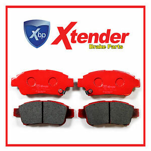 Md831 Front Disc Brake Pad For Toyota Echo 00 01 Yaris 00 04