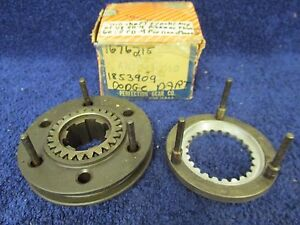 1957 61 Dodge Plymouth Chrysler 3 Speed Transmission Synchronizer Nos 516