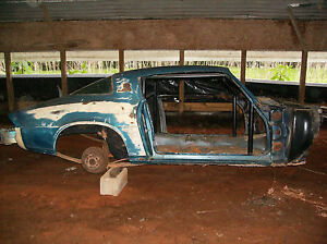 Camaro Body 1979 Race Car Dirt Track Drag Car Rat Rod