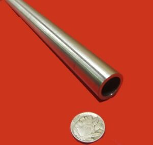 316 Stainless Steel Tube 7 8 Od X 635 Id X 120 Wall X 48 Length