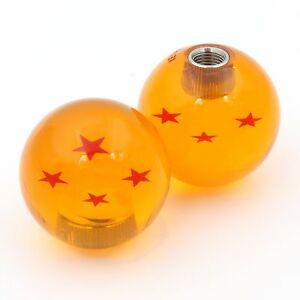Dbz Dragon Ball Z Manual Transmission Ball Gear Shifter Shift Knob 4 Star