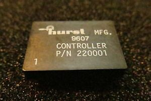 Pn 220001 Hurst Mfg Controller Stepper Motor 6 24 Vdc 1 Piece Lot