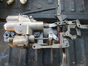 1978 International 1486 Diesel Farm Tractor 3 Point Hydraulic Lift Cylinder