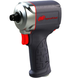 Ingersoll Rand 15qmax 3 8 Quiet Ultra Compact Impact Wrench With Free Shipping