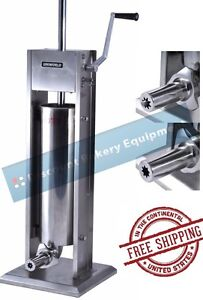Churro Maker Machine Deluxe Stainless Steel 15lb Capacity Ucm dl7