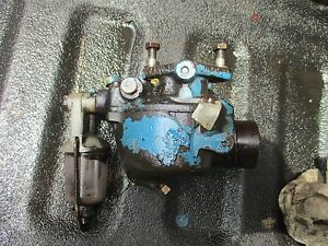 1963 Ford 2000 Industrial Tractor Carburetor Free Shipping