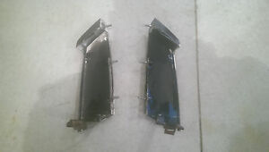 1978 1979 1980 Oldsmobile Cutlass Quarter Panel Tail Light Extensions Pair