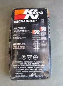 K N Recharger Air Filter Cleaning Kit 99 5000 C5