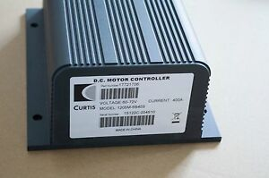 Curtis 1205m 6b403 Dc Controller New Ships From Usa