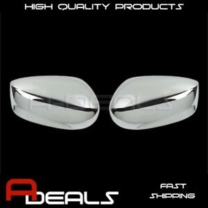 Fit Honda Accord 08 2009 2010 2011 2012 Chrome Mirror Covers