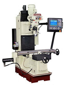 Acer Bed mill 1054 Bedtype Milling Machine W fagor 8055i A mc 3 Or 4 Axis Cnc