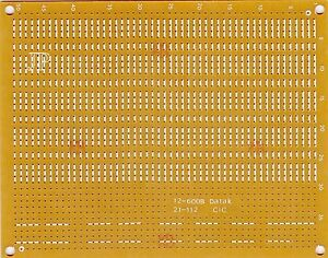 Prototyping Perf Board 5 5 X 4 37 In 1900 Solder Pads