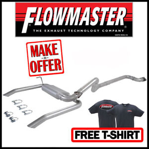Flowmaster 17143 1993 1995 Camaro Firebird 3 American Thunder Cat back Exhaust